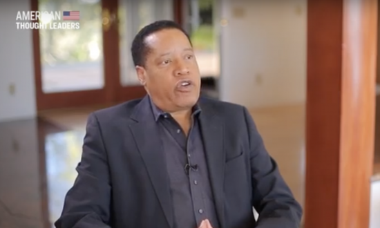 Larry Elder: Black History Month, Racism, and the Top Issues Affecting Blacks in America