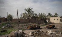 US-Backed Syria Force Says ISIS Holding 1,000 Civilians