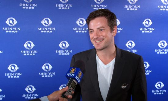 Actor Finds Shen Yun Enriching for the Soul