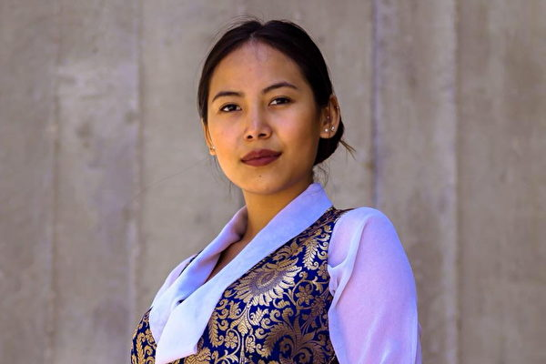 Chemi Lhamo, a Tibetan-Canadian who was recently bullied by Chinese international students after she was elected to become University of Toronto Scarborough's student union president. (Facebook)