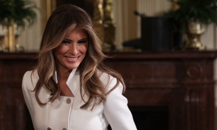 Melania Trump (Alex Wong/Getty Images)