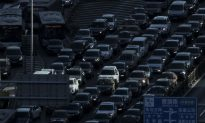 China Auto Sales Fall in January for Eighth Month
