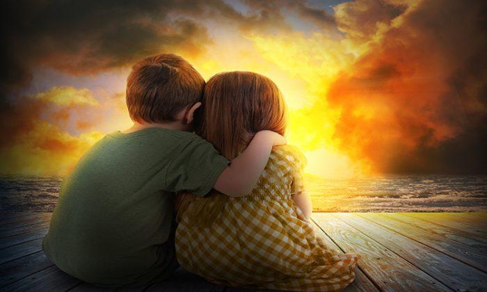 A stock photo of kids (Illustration - Shutterstock)