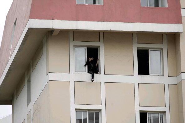 Student jumper.