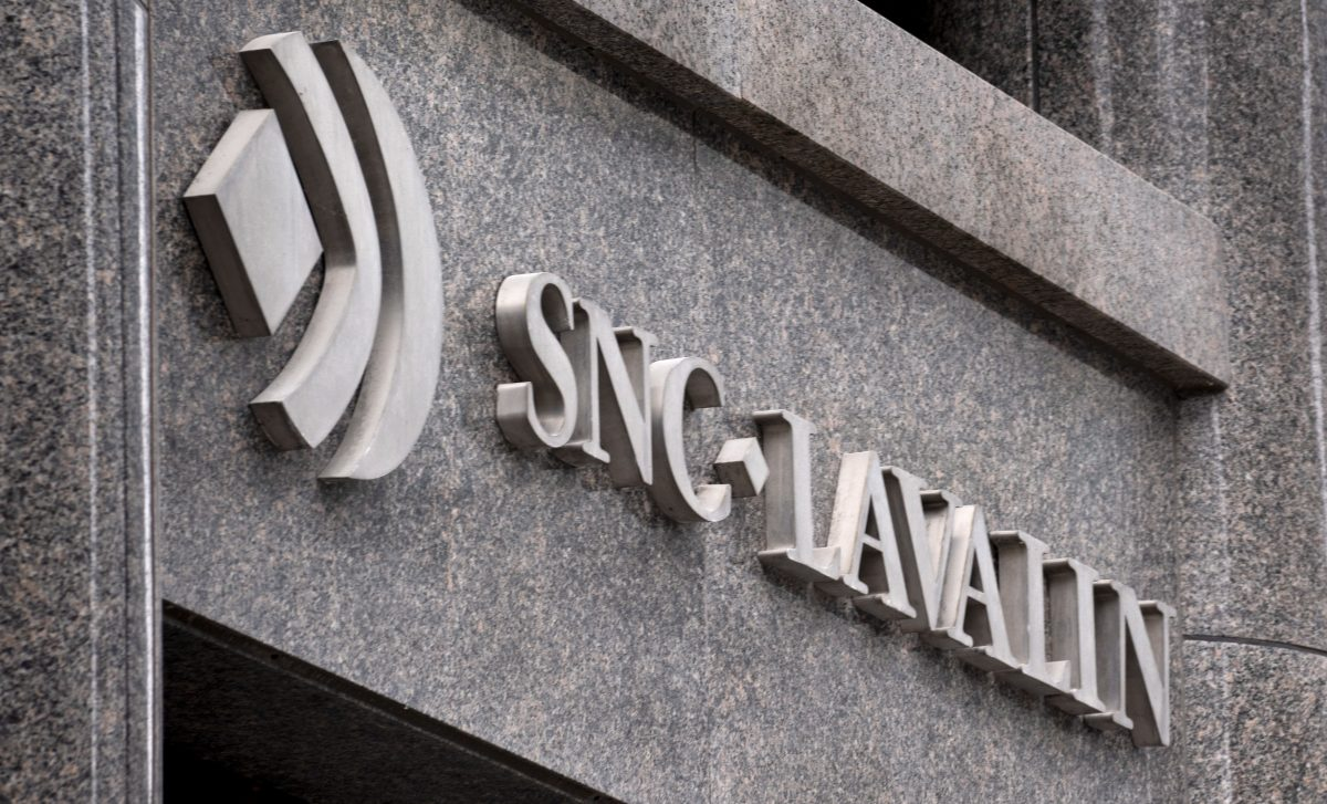 SNC-Lavalin HQ