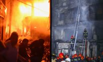 81 Dead After a Devastating Fire in Dhaka, Bangladesh