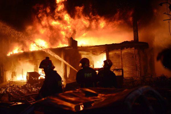 Dhaka, Bangladesh devastating fire 15