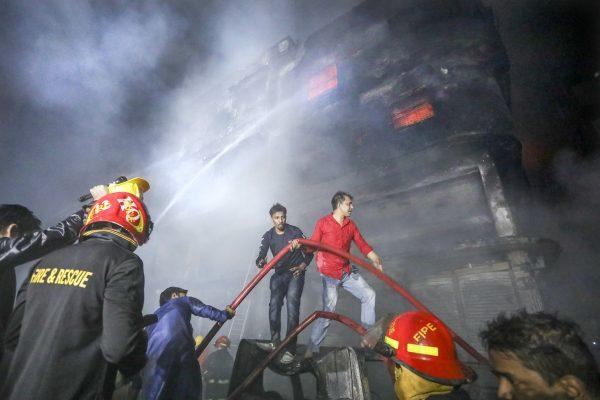 Dhaka, Bangladesh devastating fire 16