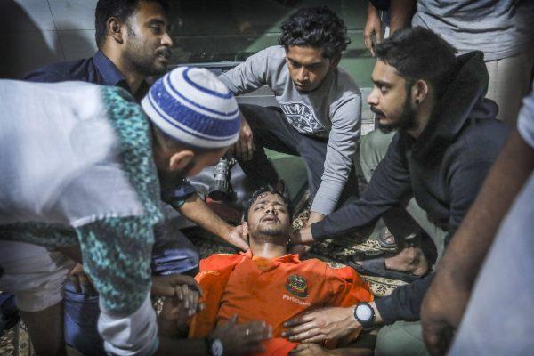 Dhaka, Bangladesh devastating fire 8