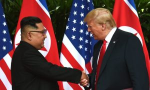 North Korea's Kim Arrives in Vietnam for Summit; Trump on His Way