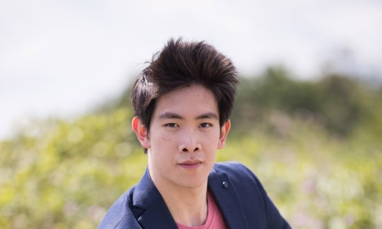 Shen Yun Principal Dancer Piotr Huang
