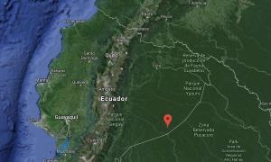 Deep 7.5-Magnitude Quake Hits Ecuador-Peru Border Region