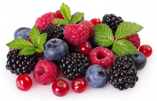 Berries (Valery121283/Shutterstock)