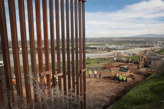 Border Wall Funding Remains The Debate After Government Shutdown Ends