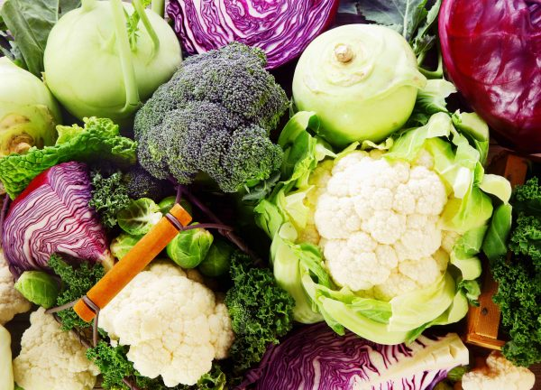 Cruciferous vegetables (Stockcreations/Shutterstock)