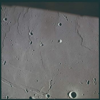 Apollo 11 moon