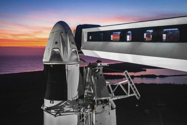 NASA, SpaceX flight test
