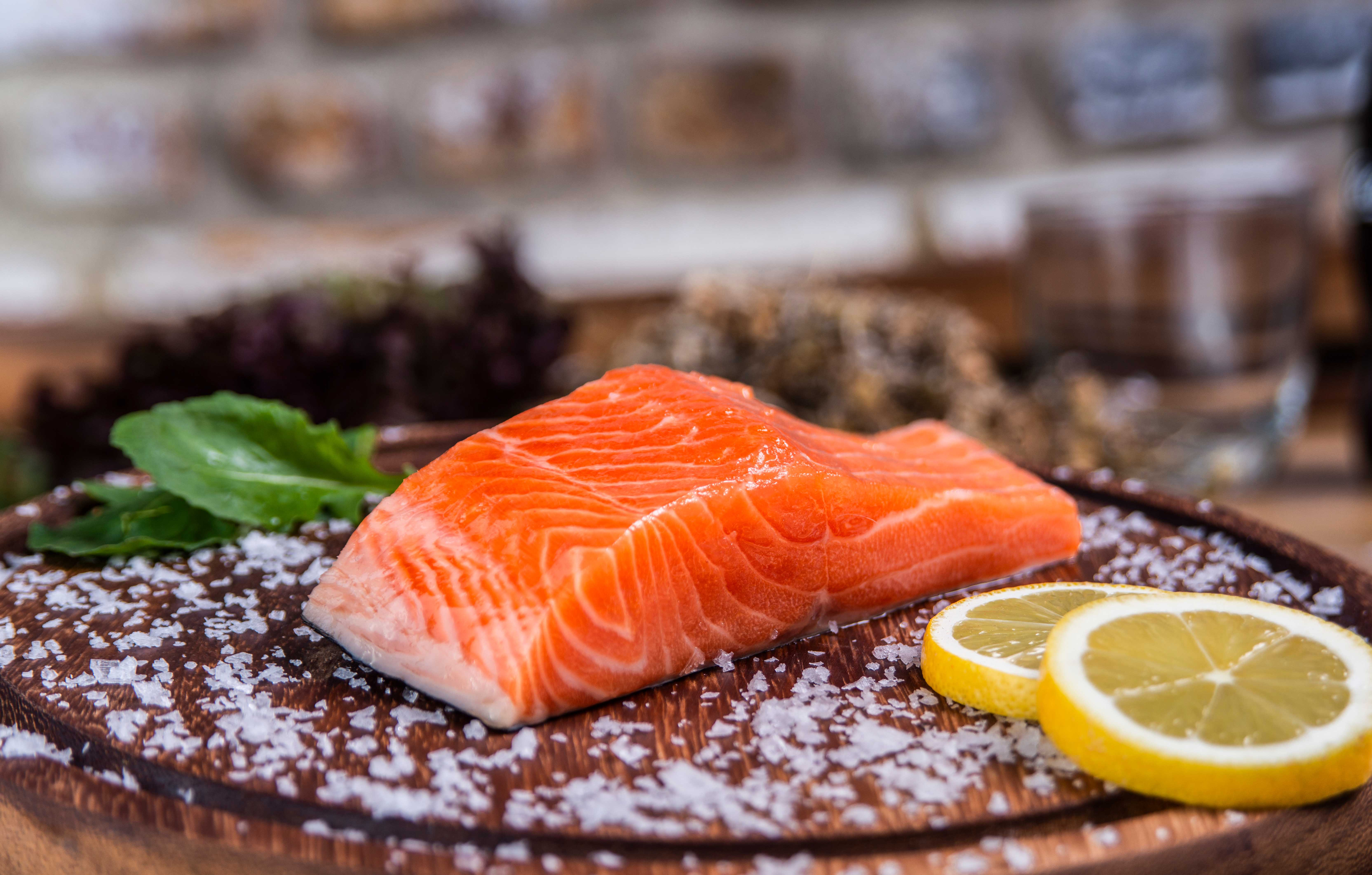 Farmed Salmon: Does Cheaper Fish Come With Increased Risk of