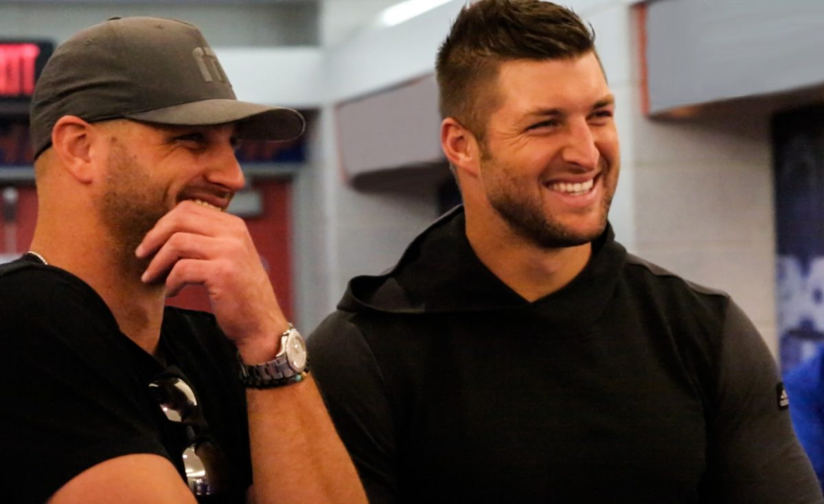 Executive Producers Robby and Tim Tebow