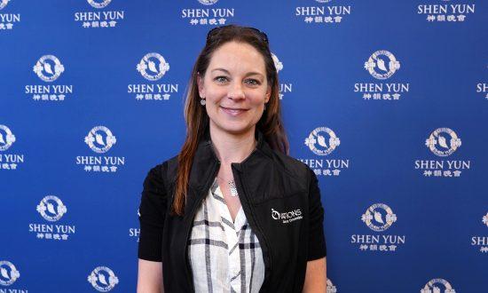 Dance Studio Owner Amazed by Shen Yun Dancers' Techniques, Precision