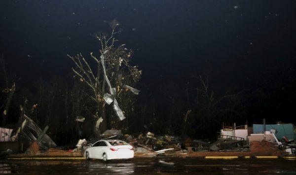 Tornado in Colubmus 8