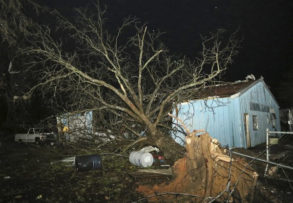 Tornado in Columbus 5