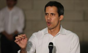Venezuelan Regime Says Guaido Barred from Public Office for 15 Years
