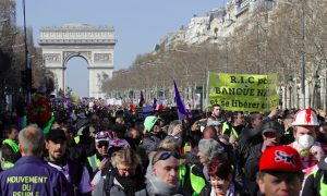 France's 'Yellow Vest' Protests Reach Week 15