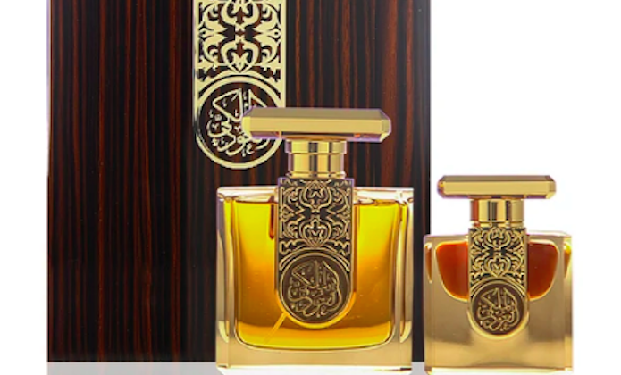 The Royal Oud set, from Arabian Oud ($1,500). (Courtesy of Arabian Oud)