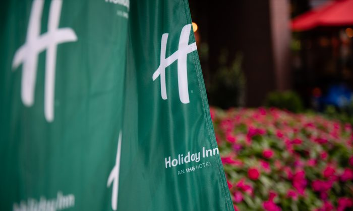 A general view at Holiday Inn on June 28, 2018, in Atlanta, Ga. (Marcus Ingram/Getty Images for Holiday Inn)