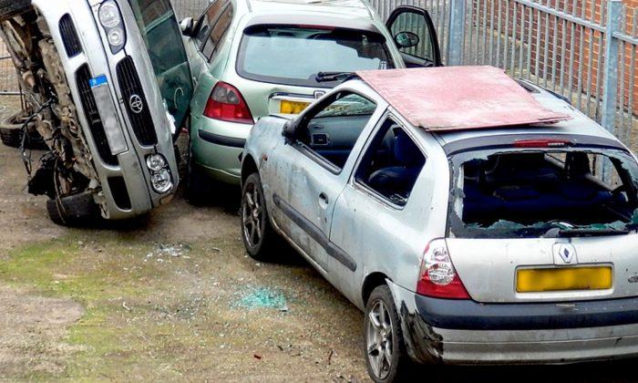 A file image of a car crash.(Quicksandala/Pixabay)