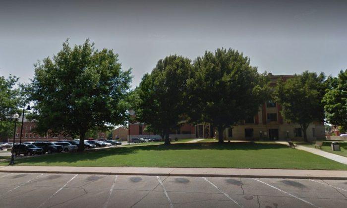 Payne Jail (Google Street)