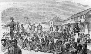 Reparations for Slavery: Why Only Democrats Should Pay