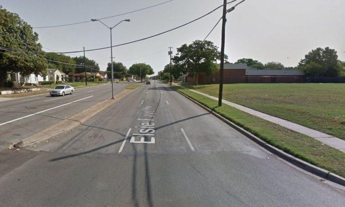 A photo shows the neighborhood of 4700 block of Meadow Street. (Google Street View)