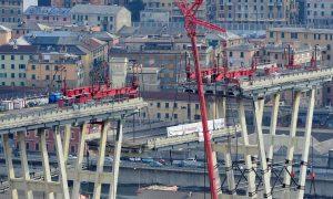 Genoa Bridge Project a Rare Beacon for Italian Construction, Mired in Red Tape