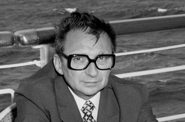 Ion Mihai Pacepa in 1975. He died on February 14, 2021. (Anghel Pasat/Agerpres Arhiva)
