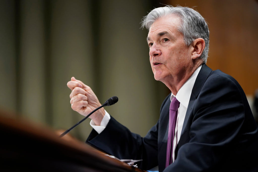 Federal Reserve Chairman Jerome Powell Testifies Before Senate Banking Committee
