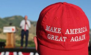 School Bus Aide Pulled MAGA Hat Off Teenager's Head, Surveillance Video Shows