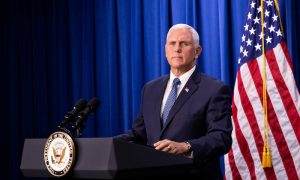 VP Pence to College Graduates: 'The Freedom of Religion Is Under Assault'