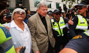 Australian Media Face Trial Over Pell Sex Abuse Case Reporting