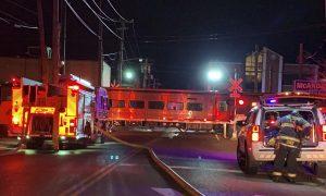 3 People Killed in Train-Vehicle Collision on Long Island
