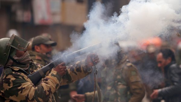 strikes in Kashmir 4