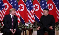 Trump and North Korea's Kim Shake Hands to Kick Off Second Summit