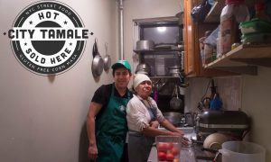At City Tamale in the Bronx, Tamales Fuel a Community