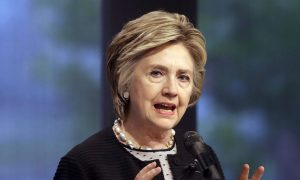 Hillary Clinton on Women Uncomfortable With Biden Touching Them: 'Get Over It'