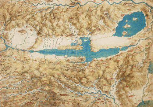 Leonardo-map