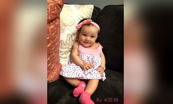 Baby Kairi Yang 2019 Gerber