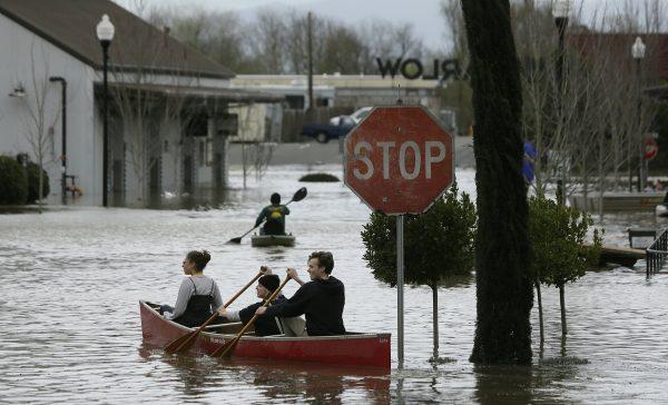 California River Flooding 5
