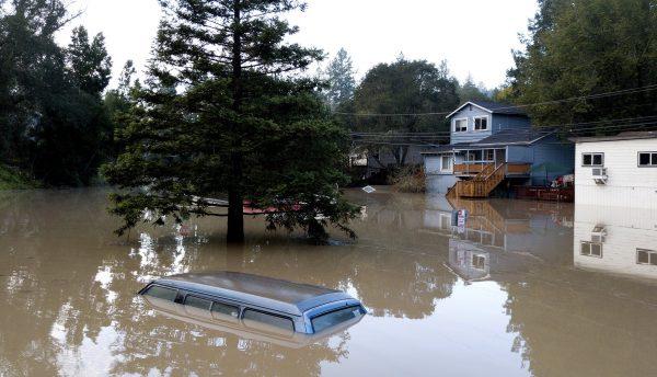 California river floodings 4