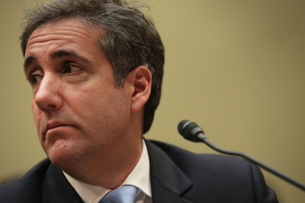 Former Trump Lawyer Michael Cohen Testifies Before House Oversight Committee